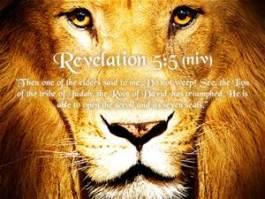 Revelation 5 - Lion of Judah
