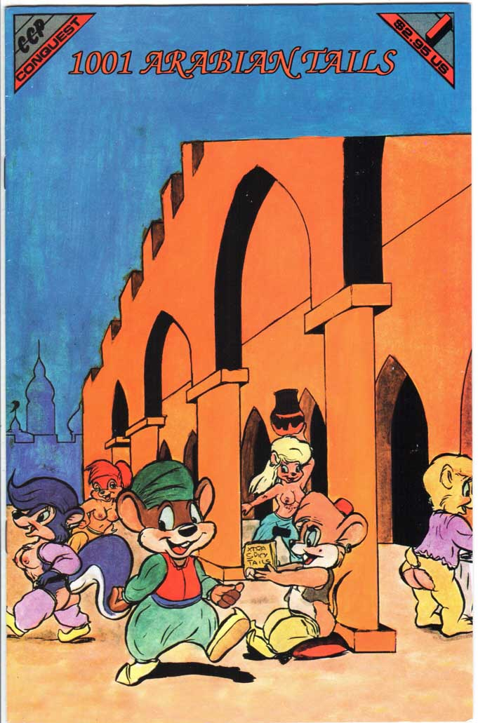 1001 Arabian Tails (1992) #1