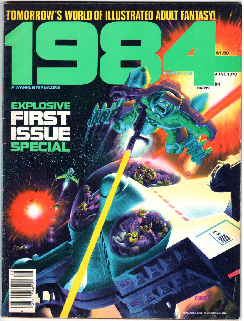 1984 / 1994 (1978) #1