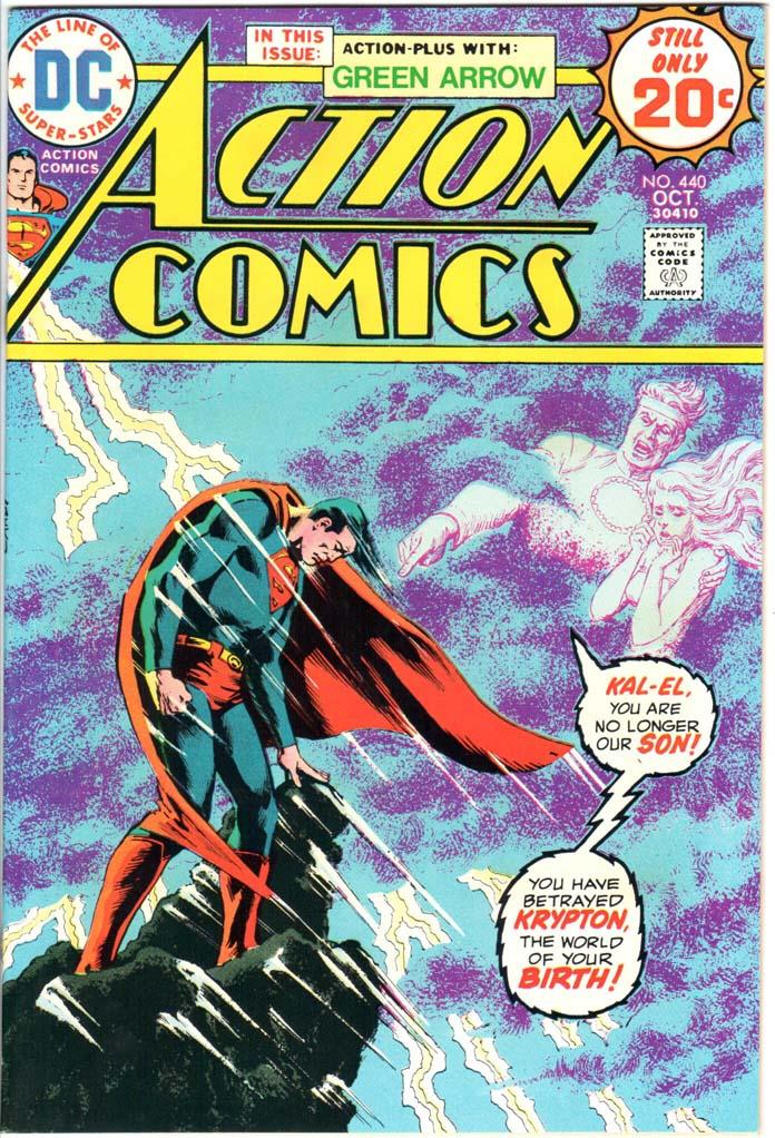 Action Comics (1938) #440