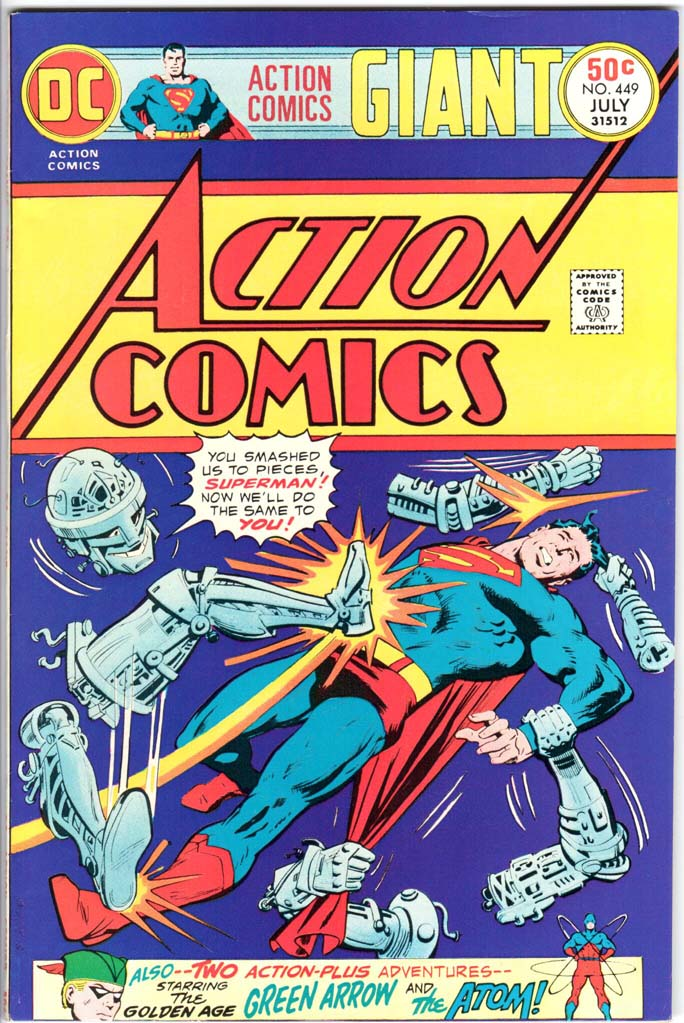 Action Comics (1938) #449