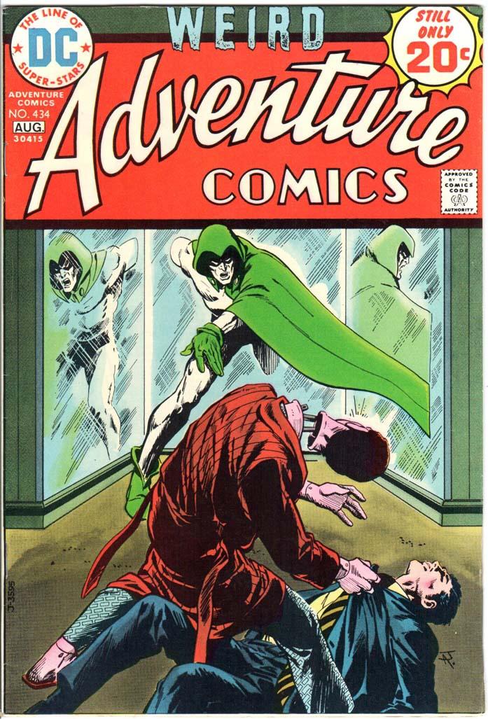 Adventure Comics (1938) #434