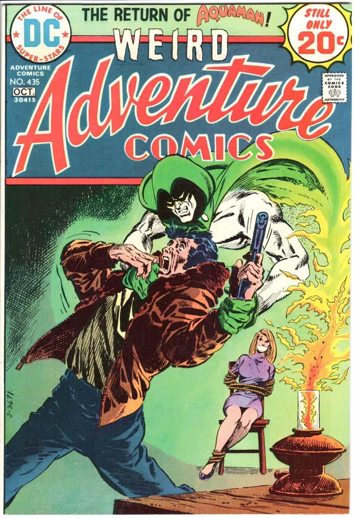 Adventure Comics (1938) #435