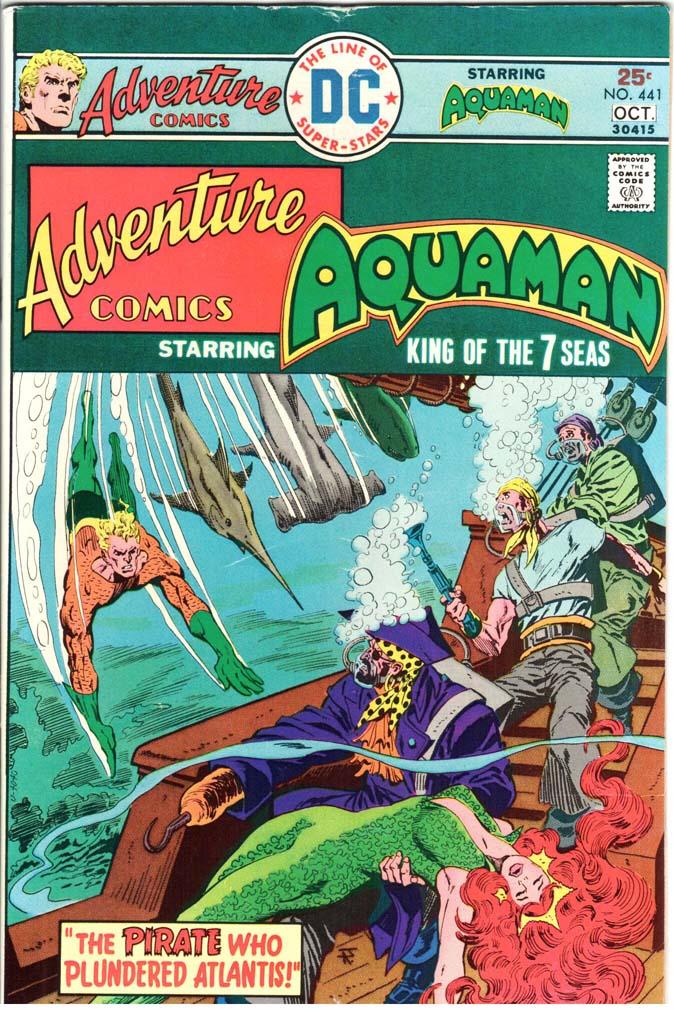 Adventure Comics (1938) #441