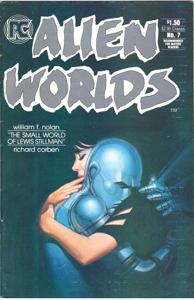 Alien Worlds (1982) #7