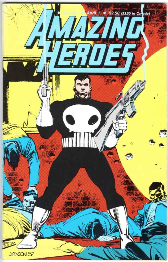 Amazing Heroes (1981) #114