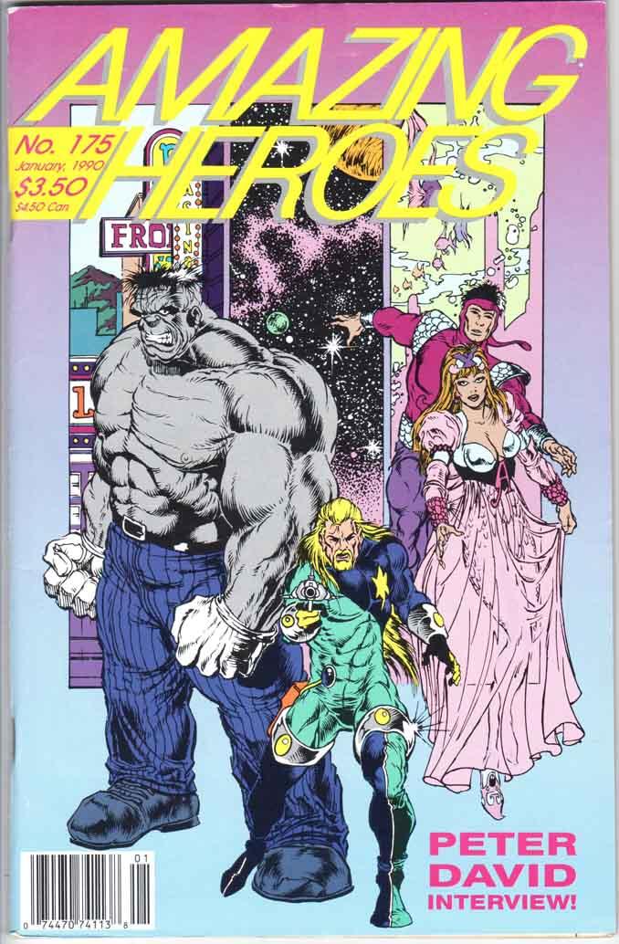 Amazing Heroes (1981) #175