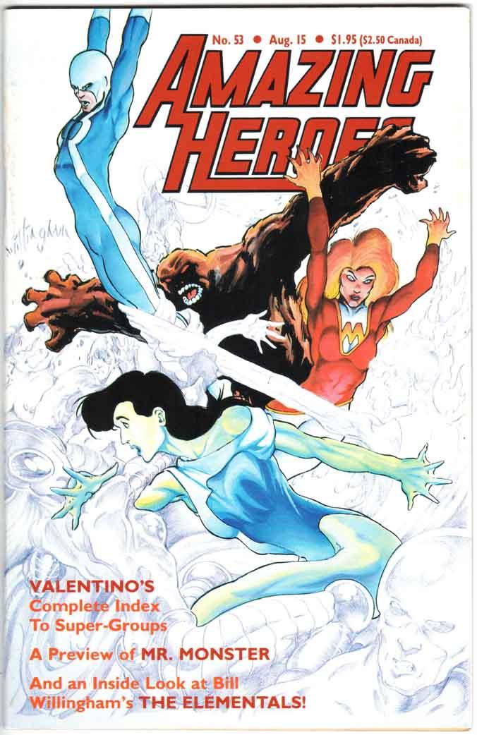 Amazing Heroes (1981) #53