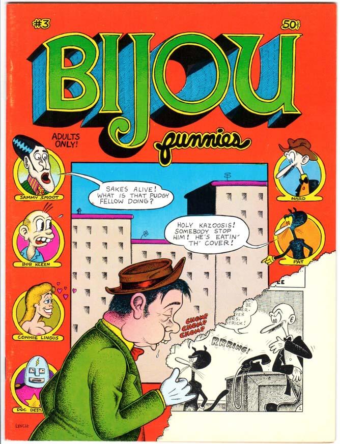 Bijou Funnies (1968) #3