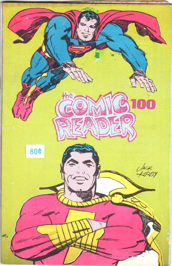 The Comic Reader (1961) #100