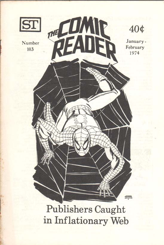 The Comic Reader (1961) #103