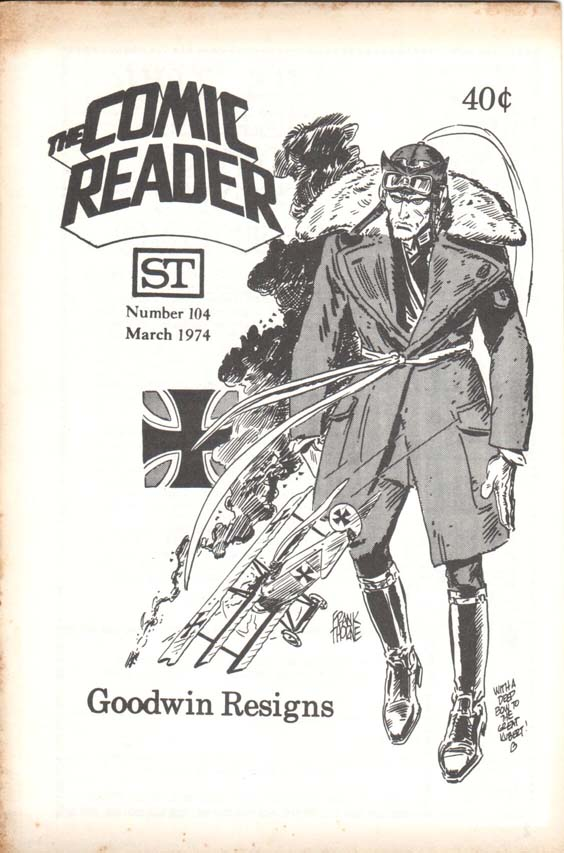 The Comic Reader (1961) #104
