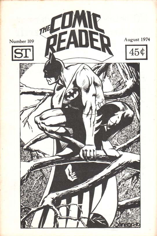 The Comic Reader (1961) #109