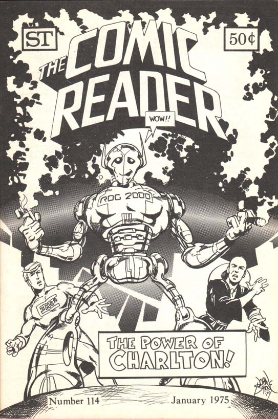 The Comic Reader (1961) #114