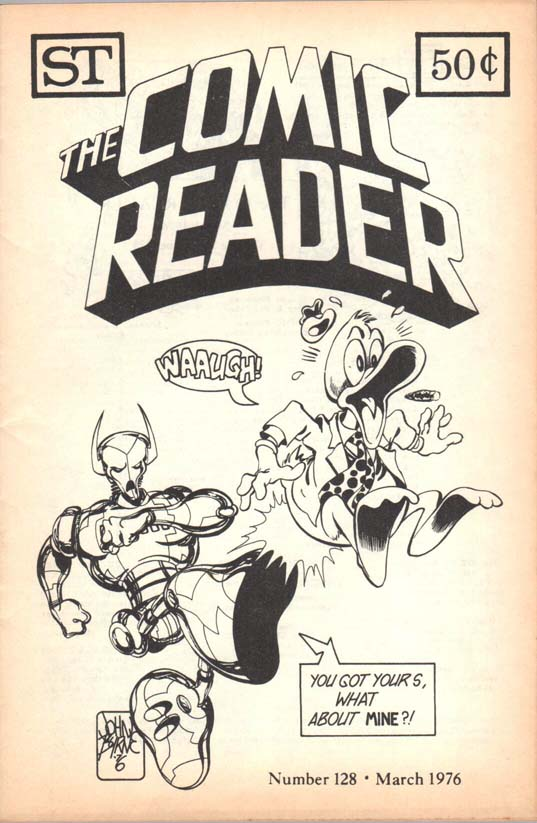 The Comic Reader (1961) #128