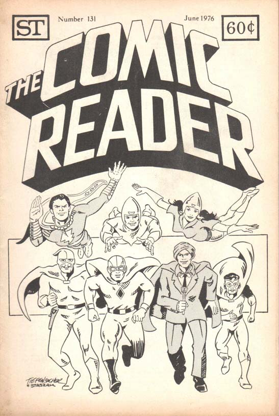The Comic Reader (1961) #131