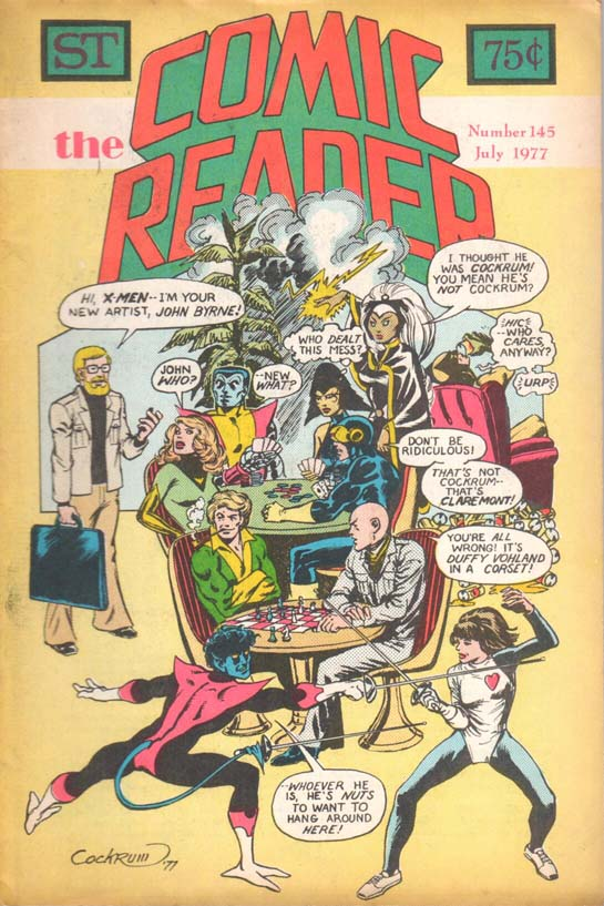 The Comic Reader (1961) #145