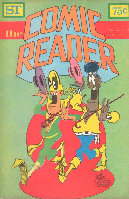 The Comic Reader (1961) #143