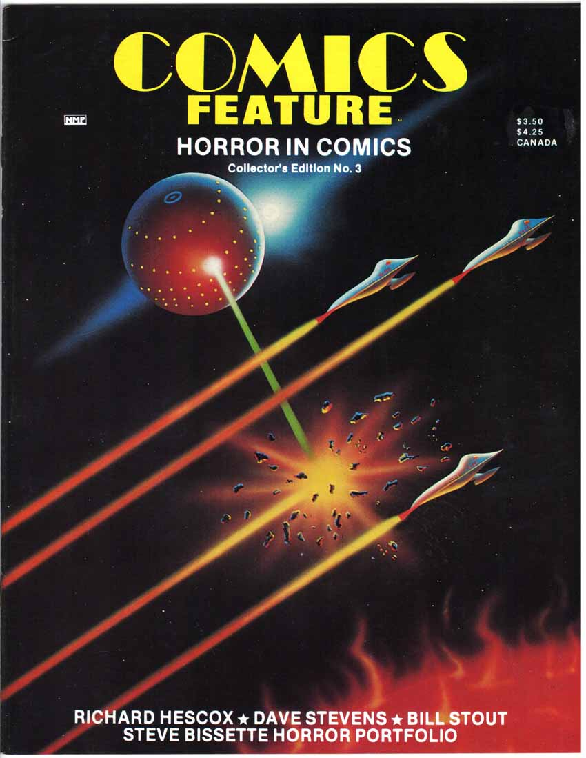 Comics Feature Collector's Edition (1980) #3