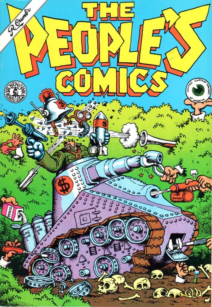 People's Comics (1995) #1