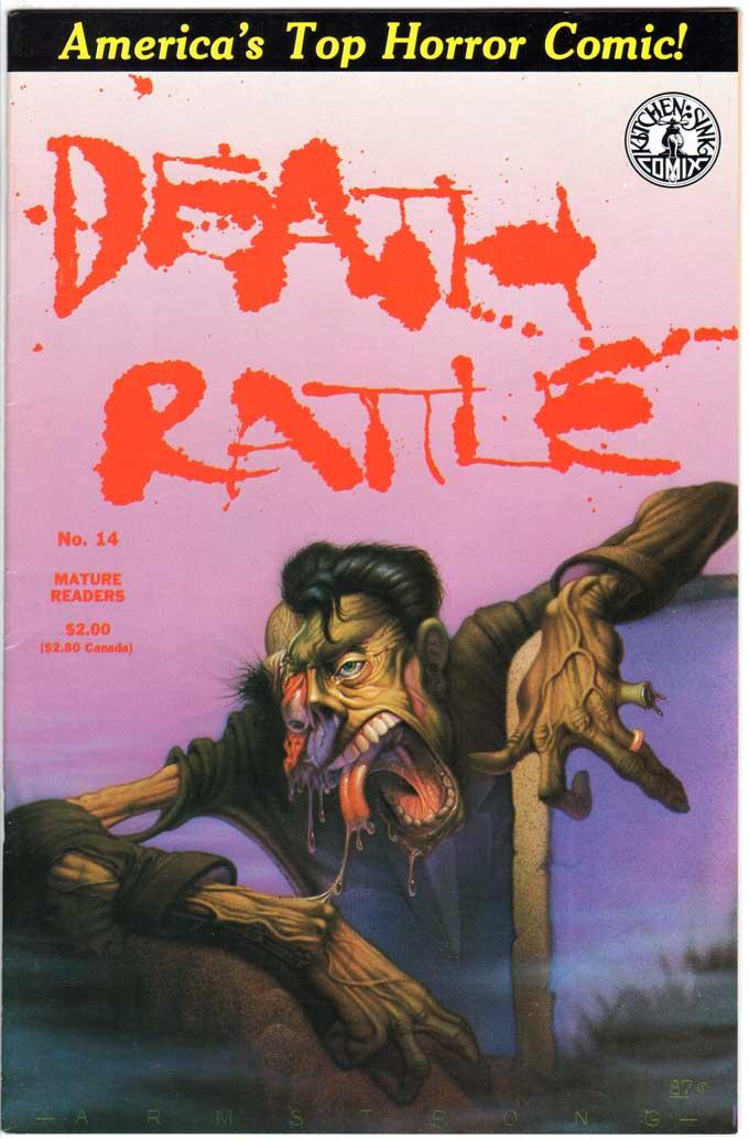 Death Rattle (1985) #14