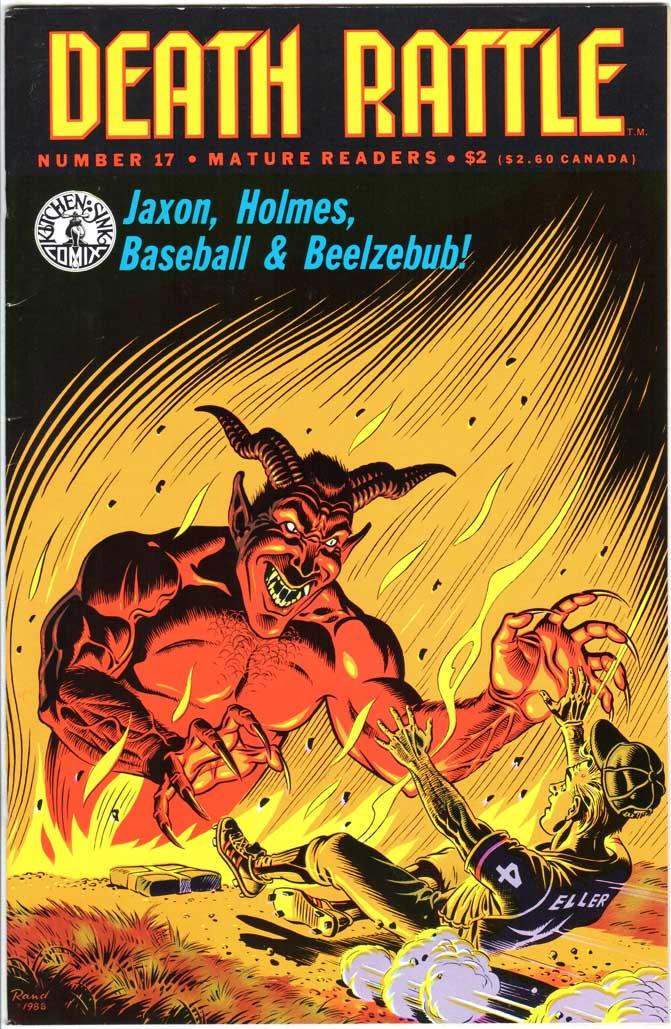 Death Rattle (1985) #17