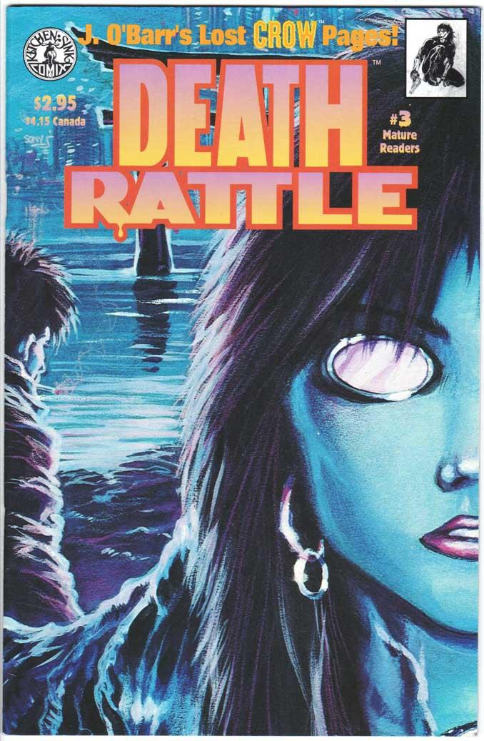 Death Rattle (1995) #3