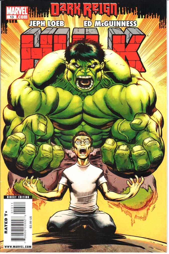Hulk (2008) #13A