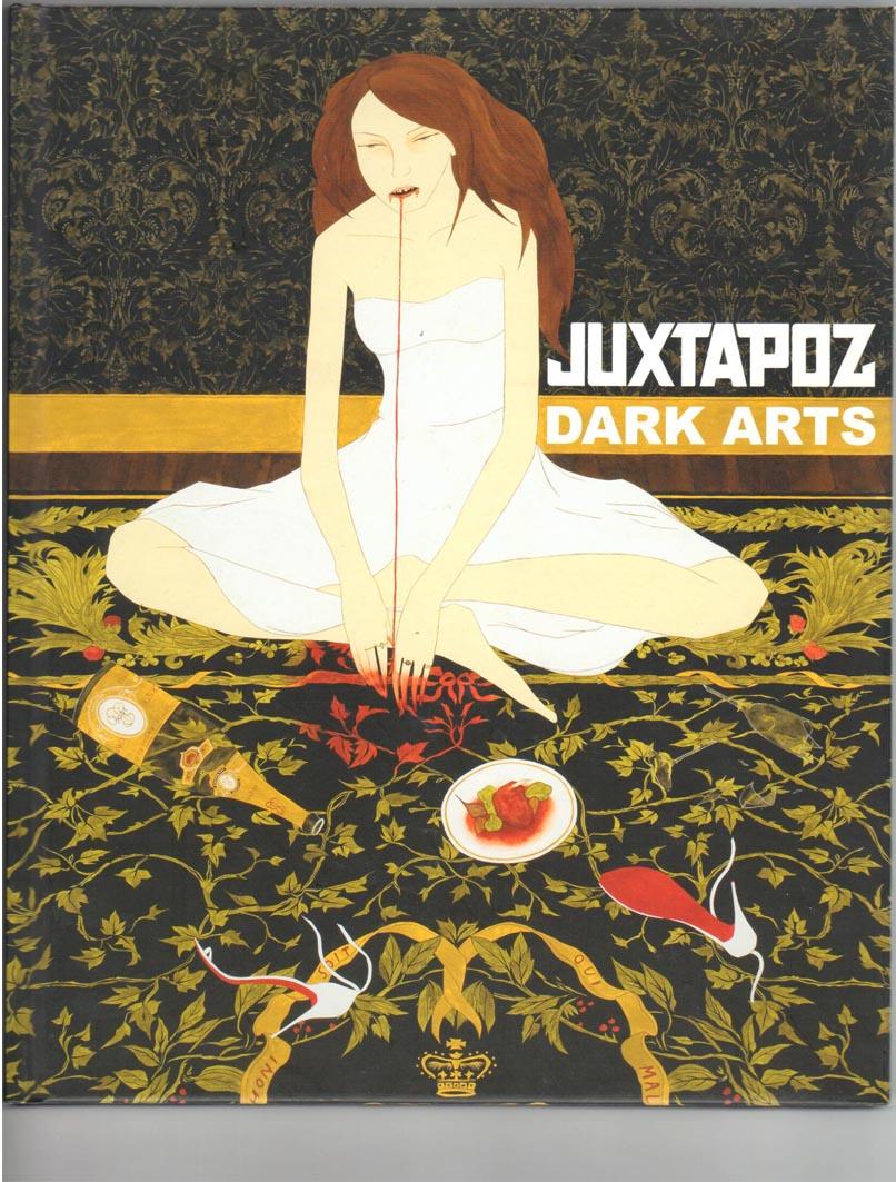 Juxtapoz: Dark Arts (2009) #