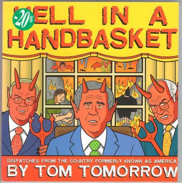 Hell in A Handbasket (2006) #1