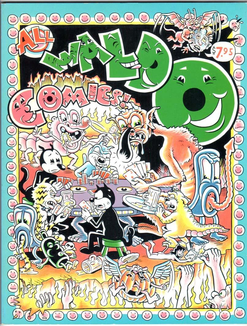 All Waldo Comics TPB (1992) #1
