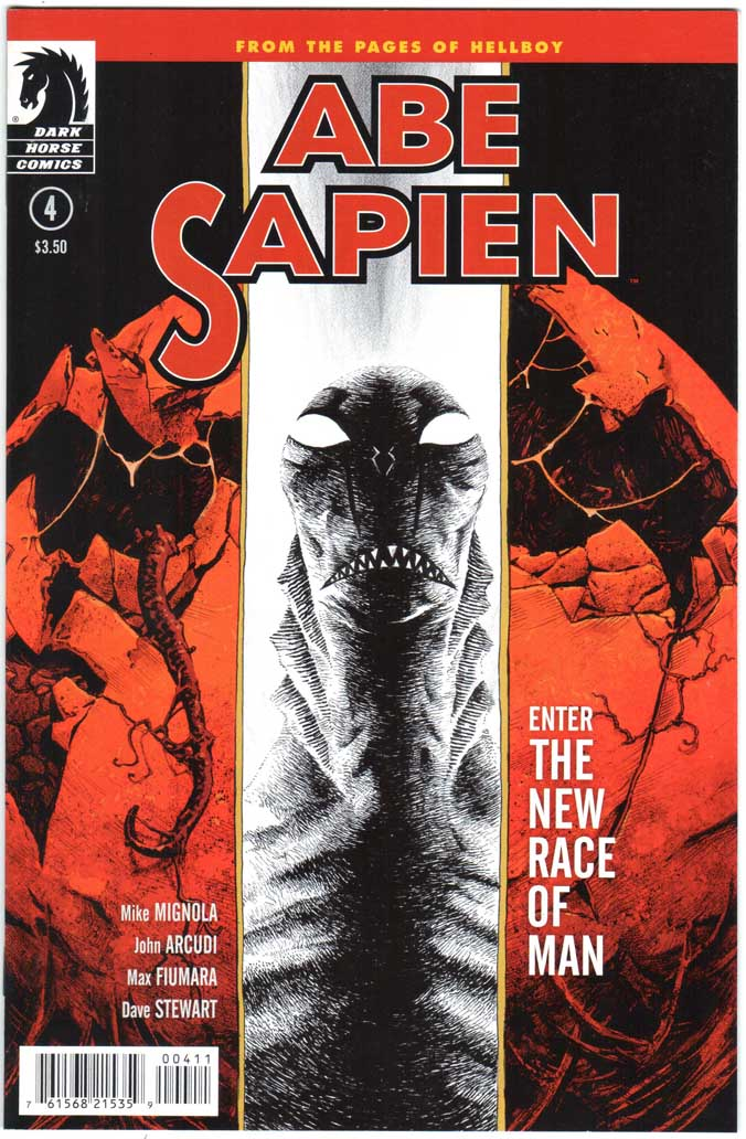 Abe Sapien (2013) #4
