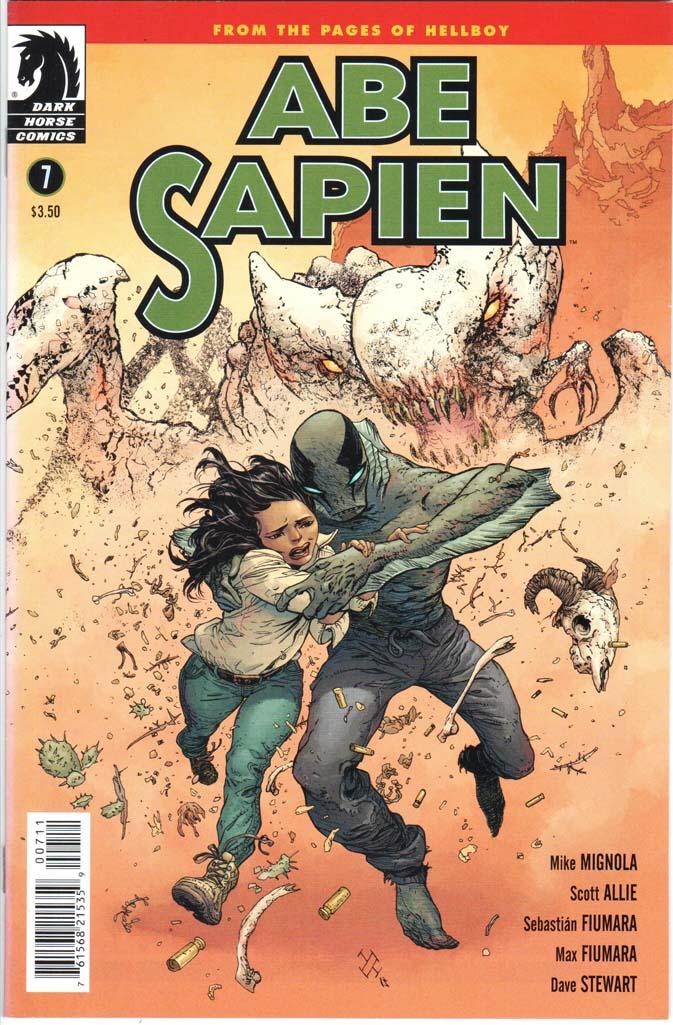 Abe Sapien (2013) #7