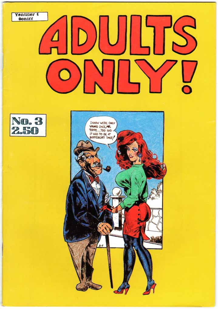 Adults Only (1979) #3
