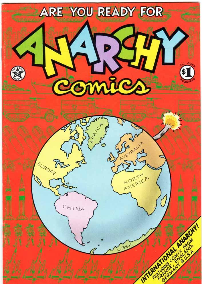 Anarchy Comics (1978) #1