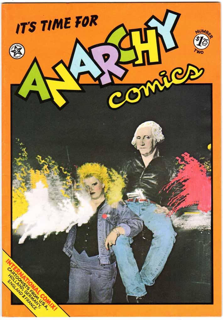 Anarchy Comics (1978) #2