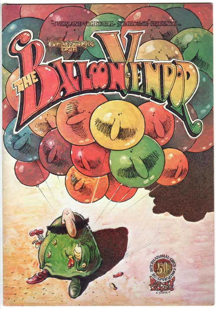Balloon Vendor (1971) #1