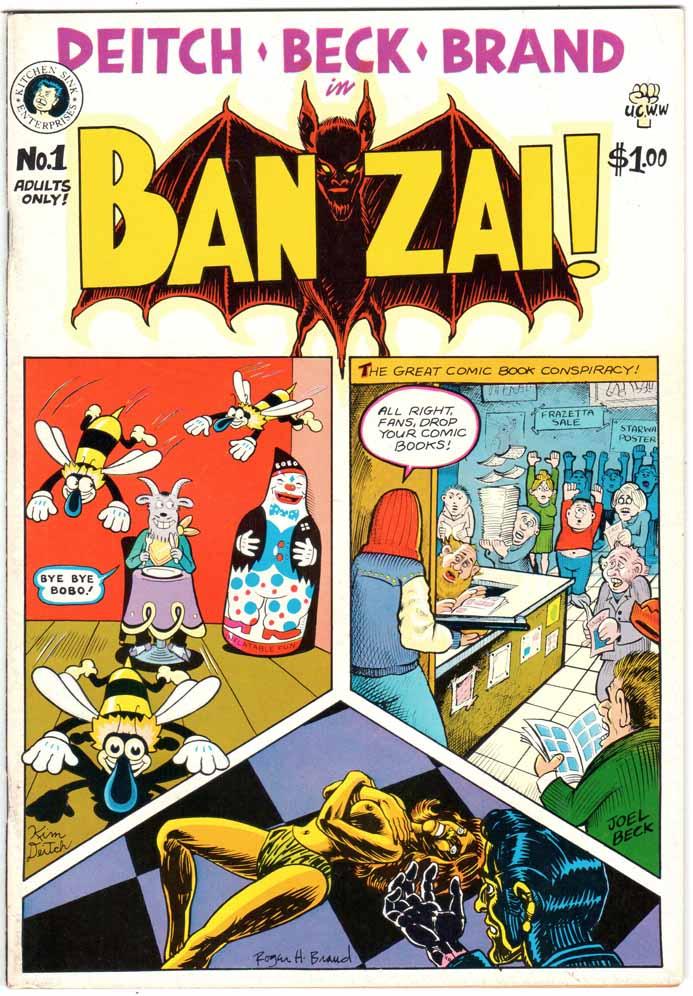Banzai! (1978) #1