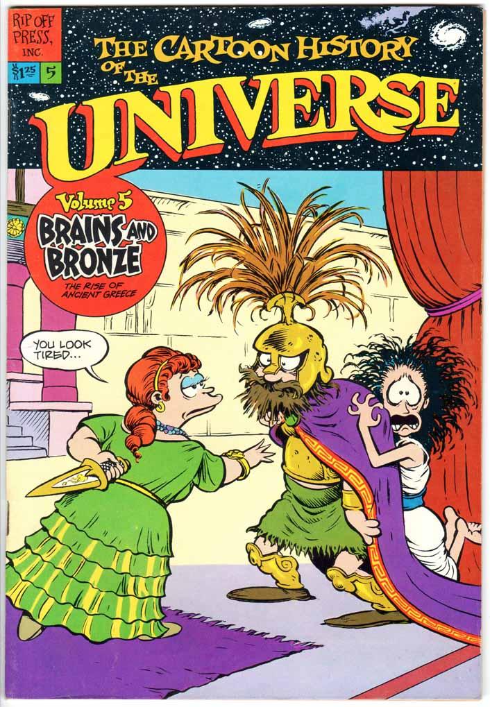 Cartoon History of the Universe (1979) #5