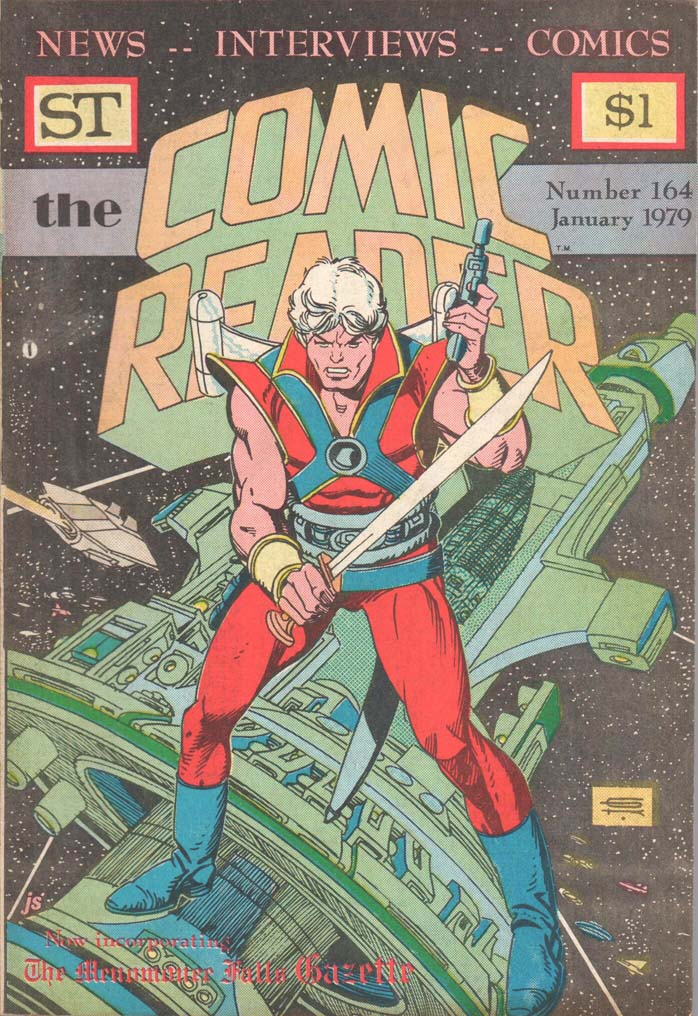 The Comic Reader (1961) #164