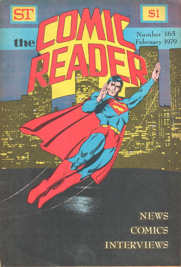 The Comic Reader (1961) #165