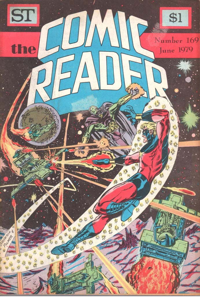 The Comic Reader (1961) #169