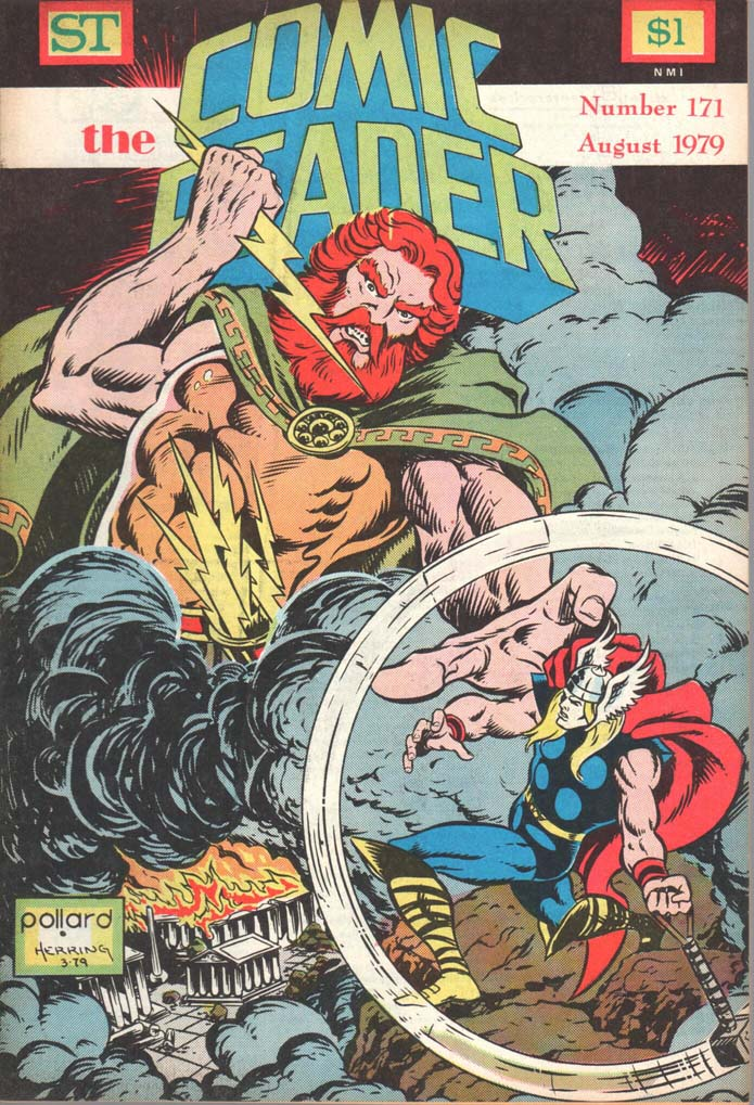 The Comic Reader (1961) #171