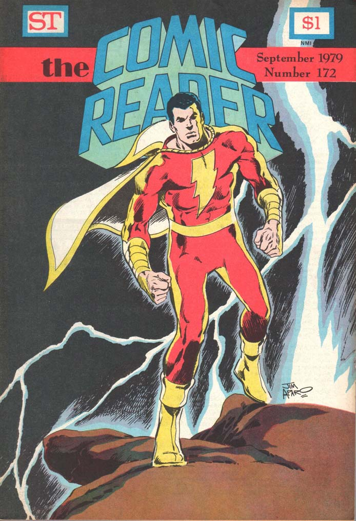 The Comic Reader (1961) #172