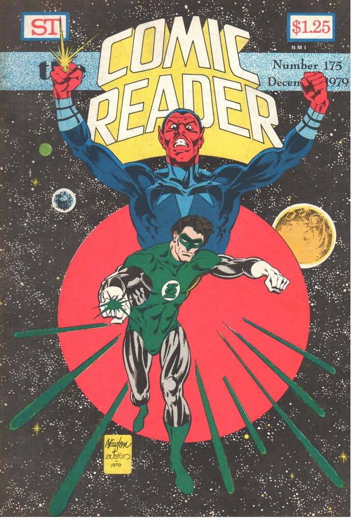 The Comic Reader (1961) #175
