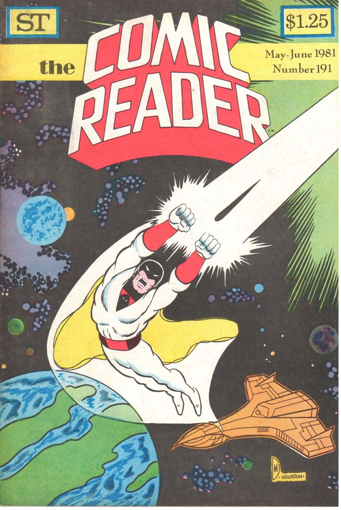 The Comic Reader (1961) #191