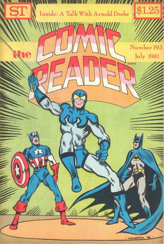 The Comic Reader (1961) #192