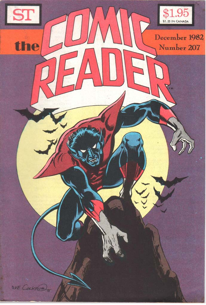 The Comic Reader (1961) #207