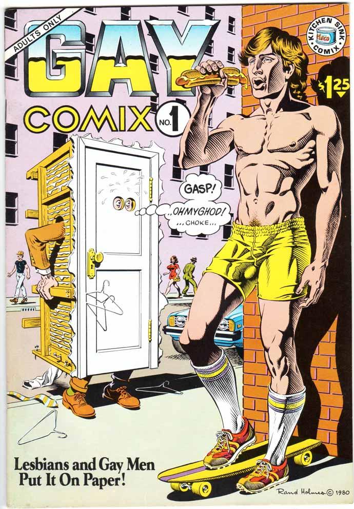 Gay Comix (1980) #1