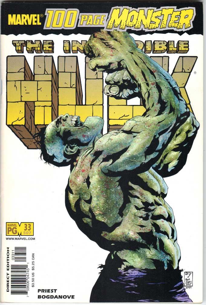 Incredible Hulk (1999) #33